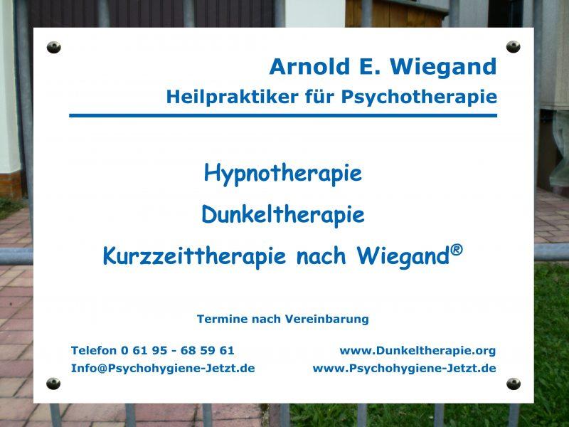 Heilpraktiker für Psychotherapie Kelkheim